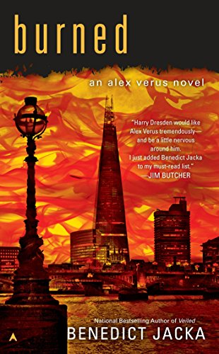 9780425275764: Burned (An Alex Verus Novel)