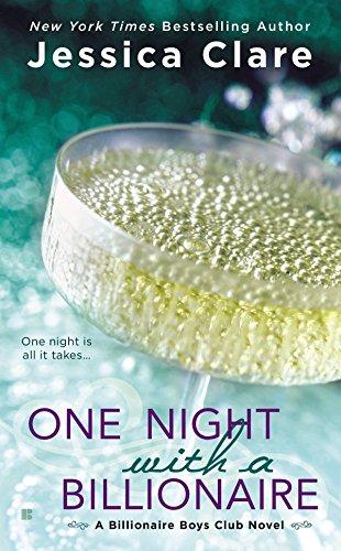 9780425275795: One Night with a Billionaire (Billionaire Boys Club)