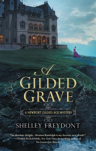 9780425275849: A Gilded Grave (Newport Gilded Age Mystery)