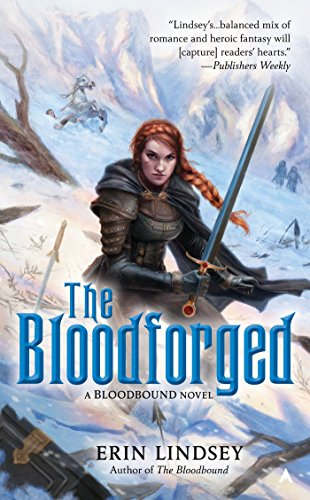 9780425276297: The Bloodforged: A Bloodbound Novel