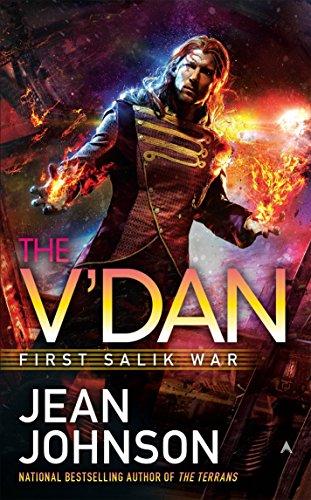 The V'Dan: First Salik War: Jean Johnson