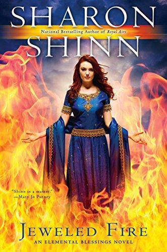 9780425277058: Jeweled Fire (An Elemental Blessings Novel)