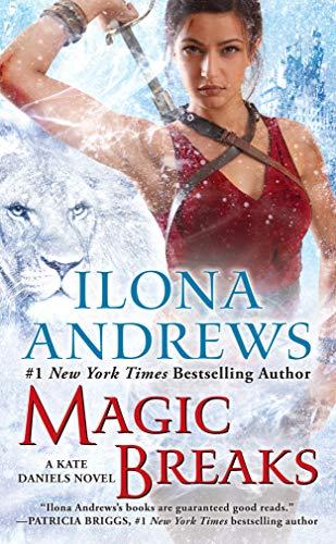 9780425277492: Magic Breaks (Kate Daniels Novels)