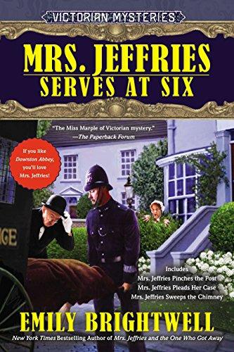 9780425277515: Mrs. Jeffries Serves at Six
