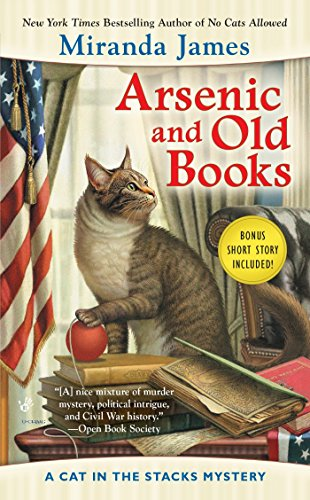 9780425277539: Arsenic and Old Books : A Cat in the Stacks Mystery: 6