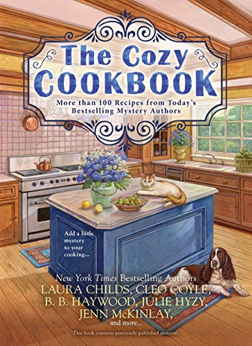 9780425277867: The Cozy Cookbook: More Than 100 Recipes from Today's Bestselling Mystery Authors