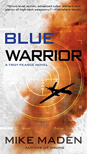 9780425278062: Blue Warrior (Troy Pearce Novel)