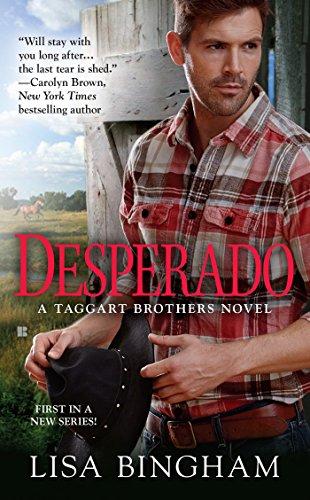 9780425278376: Desperado (Taggart Brothers)