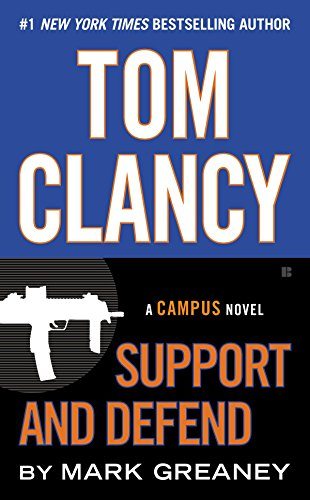 9780425279229: Tom Clancy Support and Defend (A Campus Novel)
