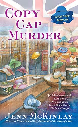 9780425279588: Copy Cap Murder (A Hat Shop Mystery)