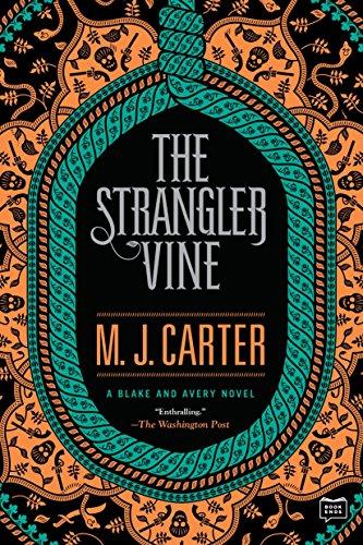 9780425280744: The Strangler Vine (Blake and Avery)