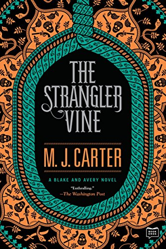 9780425280744: The Strangler Vine (A Blake and Avery Novel)