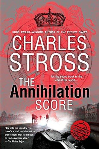 9780425281178: The Annihilation Score (A Laundry Files Novel)