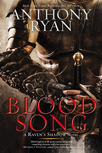 9780425281598: Blood Song (Raven's Shadow)