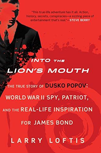 Into the Lion's Mouth : The True: Larry Loftis
