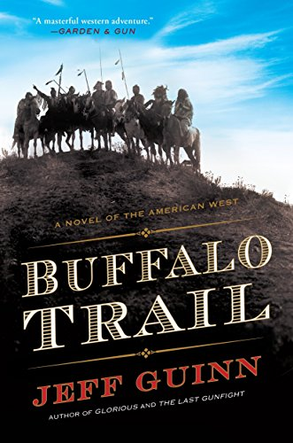 9780425282410: Buffalo Trail: A Novel of the American West