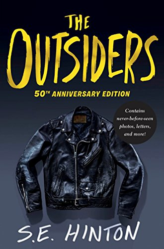 [signed] The Outsiders 50th Anniversary Edition