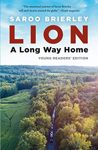Lion: A Long Way Home Young Readers': Saroo Brierley