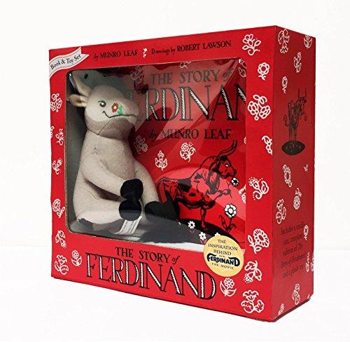 Ferdinand Book and Toy Set: Munro Leaf