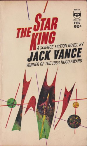 9780425609057: The Star King: A Science Fiction Novel