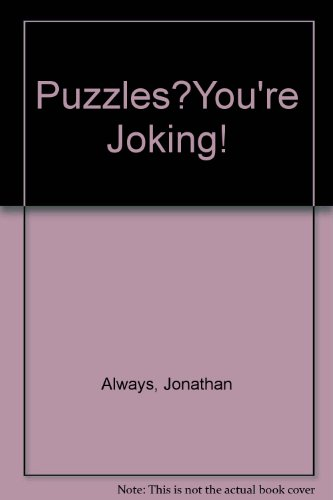9780426039815: Puzzles?You're Joking!