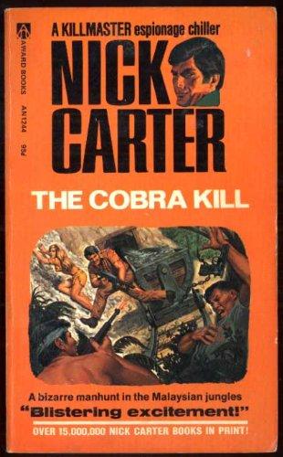 The Cobra Kill: Carter, Nick
