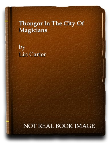 9780426043270: Thongor in the City of the Magicians