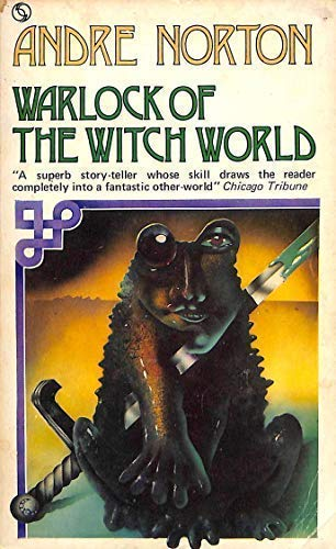 Warlock of the Witch World (0426050479) by Andre Norton