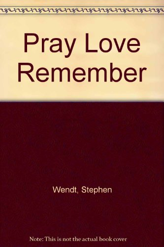 9780426056614: Pray Love Remember