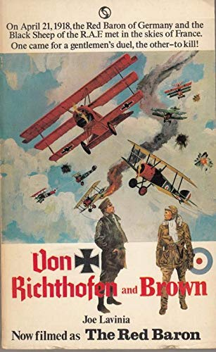 9780426060581: Von Richthofen and Brown