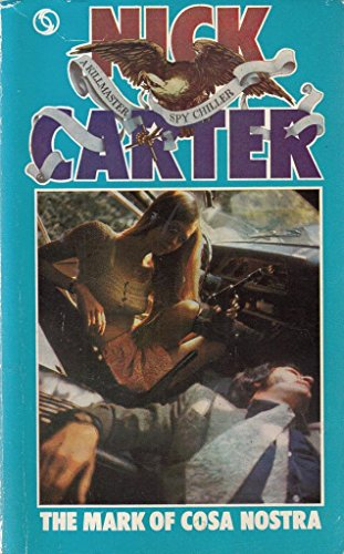 The Mark of Cosa Nostra (0426062345) by Nick Carter