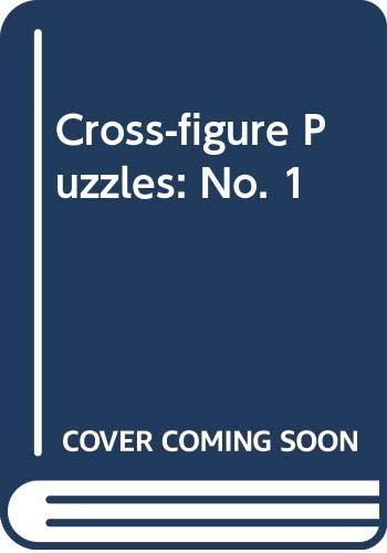 9780426068167: Cross-figure Puzzles: No. 1