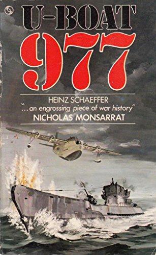 u boat 977  9780426072614: U-boat 977 - AbeBooks - Heinz Schaeffer: 0426072618