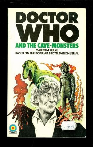 Doctor Who and the Cave Monsters (Target adventure series)