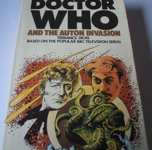 9780426103134: Doctor Who and the Auton Invasion (Target Adventure Series)