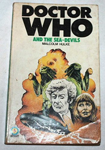 9780426105169: Doctor Who and the Sea Devils (A Target adventure)