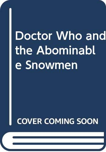 9780426105831: Doctor Who and the Abominable Snowmen