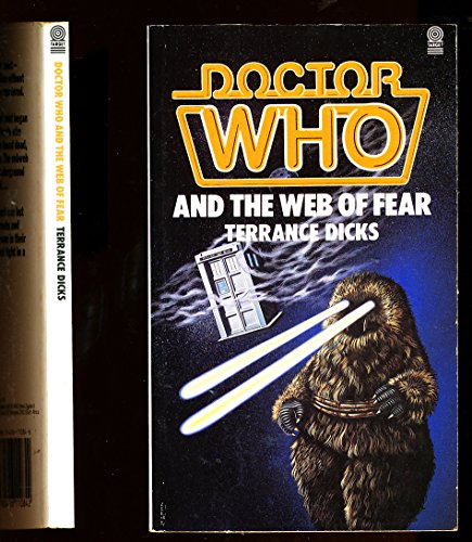 9780426110842: Doctor Who and the Web of Fear (Target Doctor Who Library)