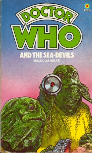 9780426113089: Doctor Who and the Sea-Devils