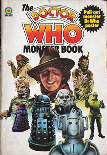 9780426114475: Doctor Who Monster Book (Target Books) (No. 1)