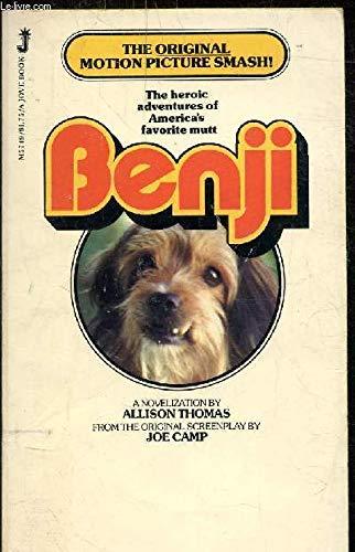 9780426115519: Benji