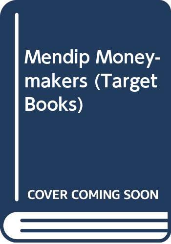 Mendip Money-makers (Target Books) (0426117468) by Gordon Boshell
