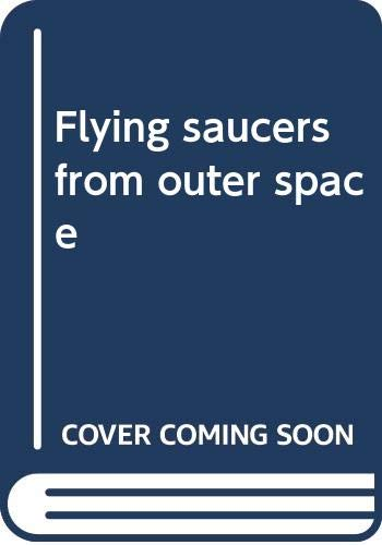9780426121596: Flying saucers from outer space