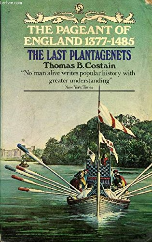 9780426123439: Last Plantagenets (Pageant of England)