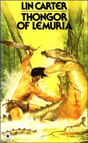 9780426123941: Thongor of Lemuria