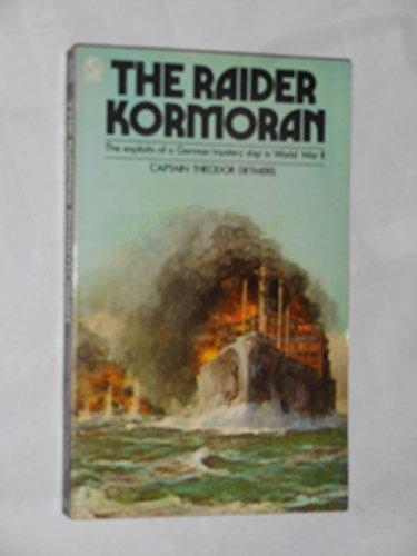 "Raider ""Kormoran"": Detmers, Theodor"