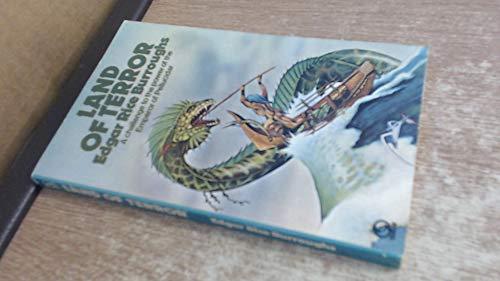 Land of Terror: Burroughs, Edgar Rice