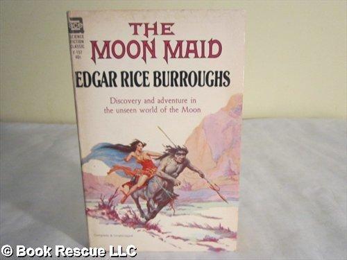 Moon Maid: Burroughs, Edgar Rice