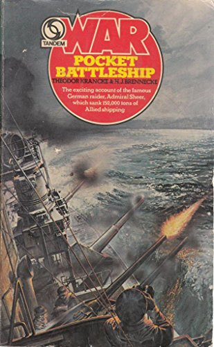 9780426164913: Pocket Battleship, The Exciting account of the Famous German Raider, Admiral Sheer, Which Sank 152,000 Tons of Allied Shipping