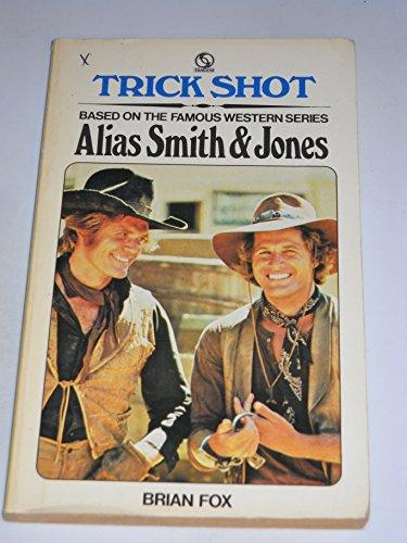 9780426179108: Trick shot (Alias Smith and Jones)